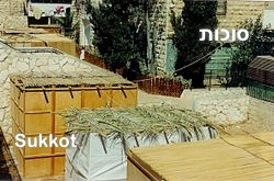 Sukkot - Feast of Tabernacles - סוכות
